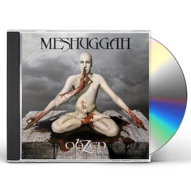 MESHUGGAH Obzen CD
