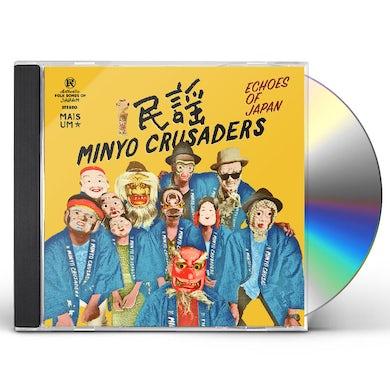 Minyo Crusaders ECHOES OF JAPAN CD