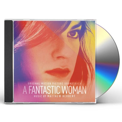 Matthew Herbert FANTASTIC WOMAN - ORIGINAL MOTION PICT SOUNDTRACK CD