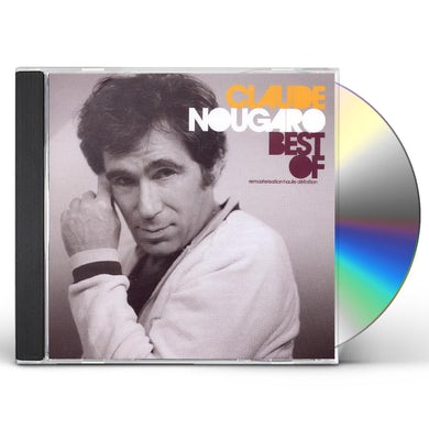 Claude Nougaro GRAND ANGLE SUR: BEST OF CD