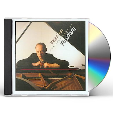 Joe Jackson STEPPIN OUT: THE VERY BEST OF CD