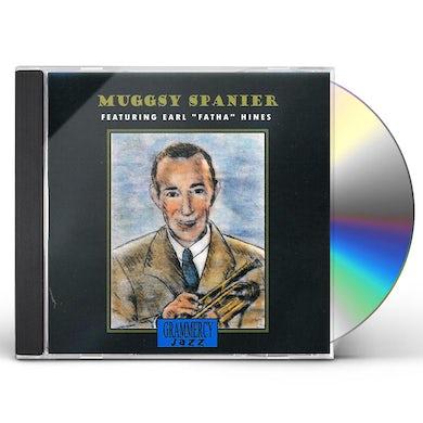 Muggsy Spanier FEATURING EARL FATHA HINES CD