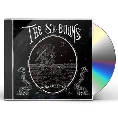 Sh-Booms THE BLURRED ODYSSEY CD
