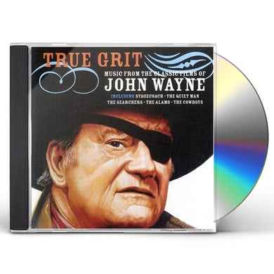 Soundtrack True Grit: Music from the Classic Films of John Wayne CD
