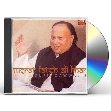 Nusrat Fateh Ali Khan SUFI QAWWALIS CD