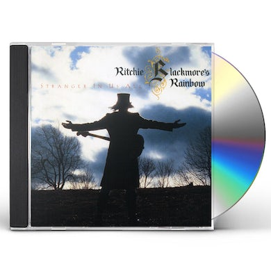 Ritchie Blackmore STRANGER IN US ALL CD