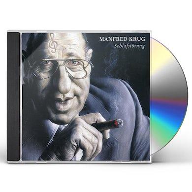 Manfred Krug SCHLAFSTORUNG CD