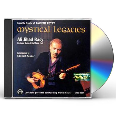 Ali Jihad Racy MYSTICAL LEGACY CD