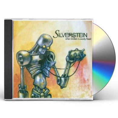 Silverstein WHEN BROKEN IS EASILY FIXED CD