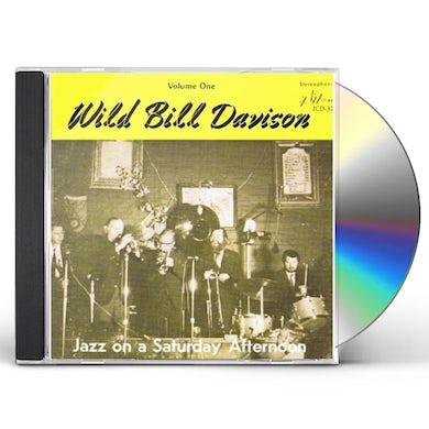 Wild Bill Davison JAZZ ON A SATURDAY AFTERNOON 1 CD