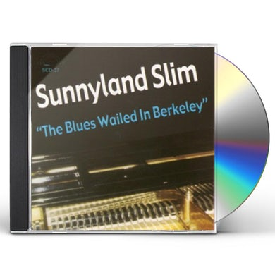 Sunnyland Slim BLUES WAILED IN BERKELEY CD