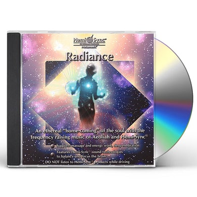 Aeoliah RADIANCE/ HEMI-SYNC CD