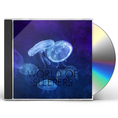 Carbon Based Lifeforms WORLD OF SLEEPERS CD