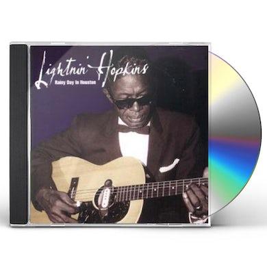 Lightnin Hopkins RAINY DAY IN HOUSTON CD