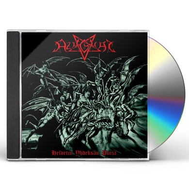 HELVETIN YHDEKSAN PIINA (NINE CIRCLES OF HELL) CD