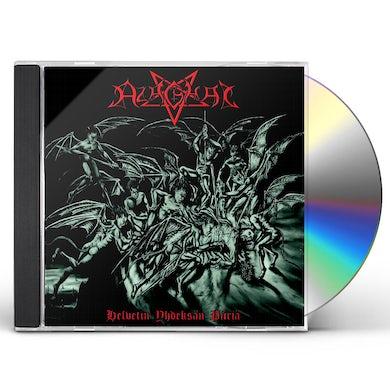 Azaghal HELVETIN YHDEKSAN PIIRID CD