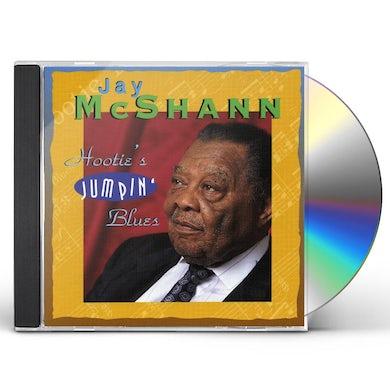 Jay McShann HOOTIE'S JUMPIN BLUES CD