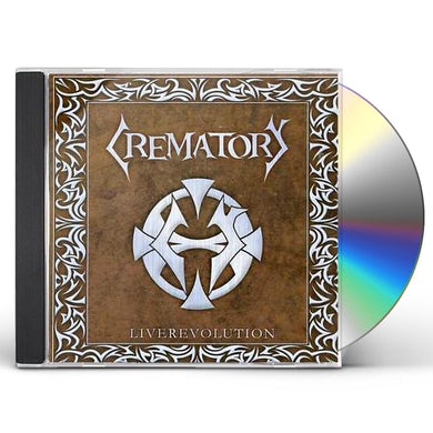 Crematory LIVE REVOLUTION CD