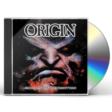 Origin ECHOES OF DECIMATION CD