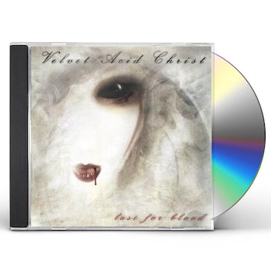 VELVET ACID CHRIST LUST FOR BLOOD CD