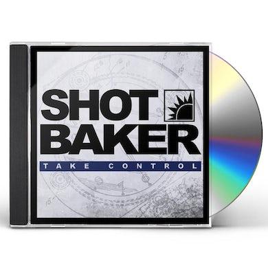 Shot Baker TAKE CONTROL CD