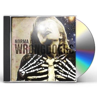 Norma Jean WRONGDOERS CD