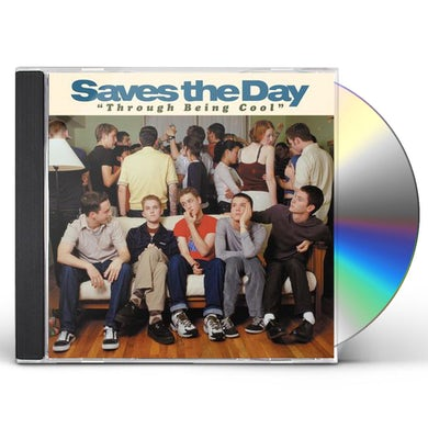 Saves The Day Through Being Cool: TBC20 CD
