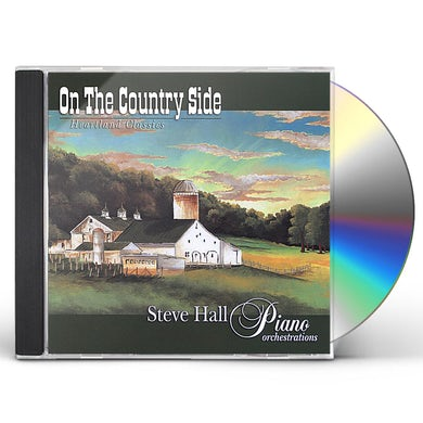 Steve Hall ON THE COUNTRY SIDE CD