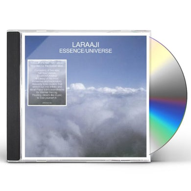 Laraaji ESSENCE/UNIVERSE CD