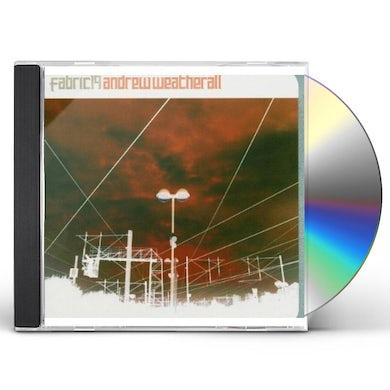 Andrew Weatherall FABRIC 19 CD
