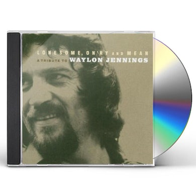 LONESOME ON'RY & MEAN: TRIBUTE TO WAYLON JENNINGS CD