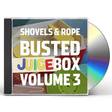 Shovels & Rope Busted Jukebox Vol. 3 CD