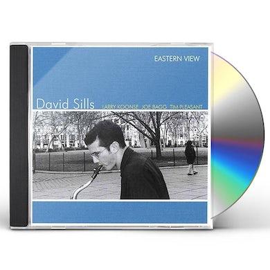 David Sills EASTERN VIEW CD