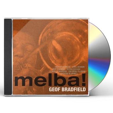 Geof Bradfield MELBA CD