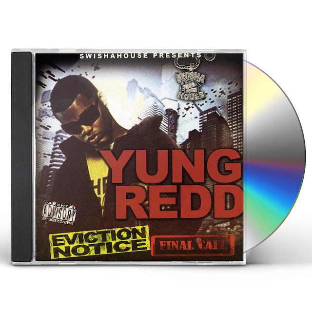 Yung Redd EVICTION NOTICE CD