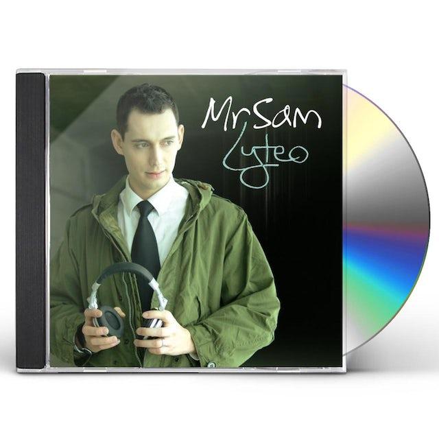 Mr Sam LYTEO CD
