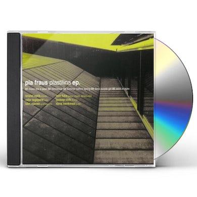 Pia Fraus PLASTILINA CD