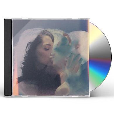 Blushing CD