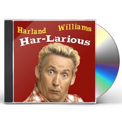 HAR-LARIOUS CD