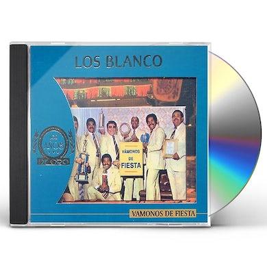 Blanco VAMONOS DE FIESTA CD