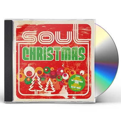 SOUL CHRISTMAS / VARIOUS CD