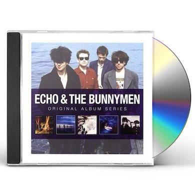 Echo & the Bunnymen ORIGINAL ALBUM SERIES CD