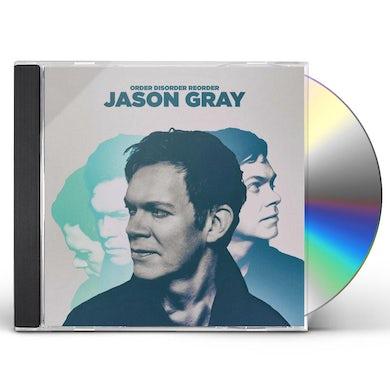 Jason Gray Order Disorder Reord CD