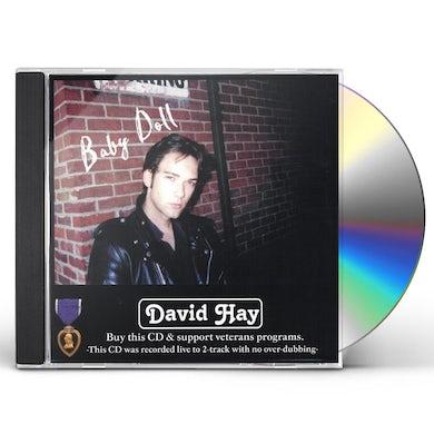 David Hay BABY DOLL CD