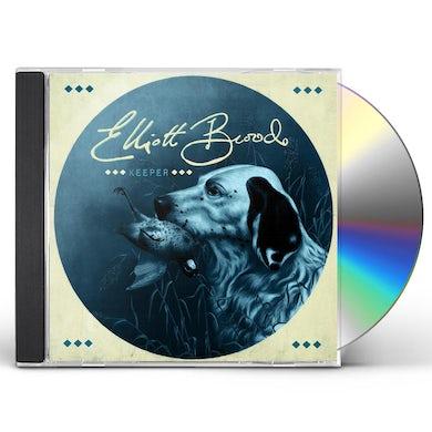 Elliott Brood Keeper CD
