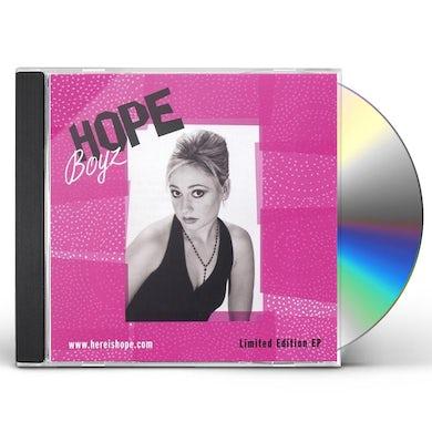 Hope BOYZ CD