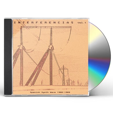 SPANISH SYNTH WAVE / VARIOUS CD