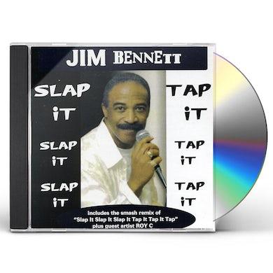 Jim Bennett SLAP IT TAP IT CD