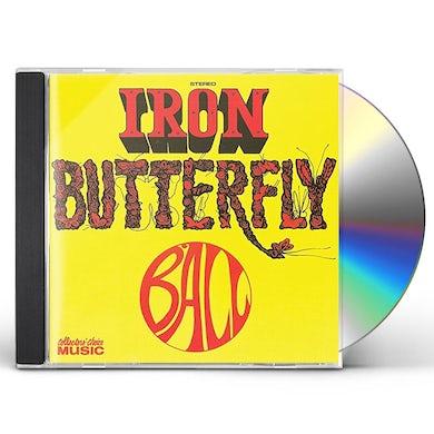 Iron Butterfly BALL CD