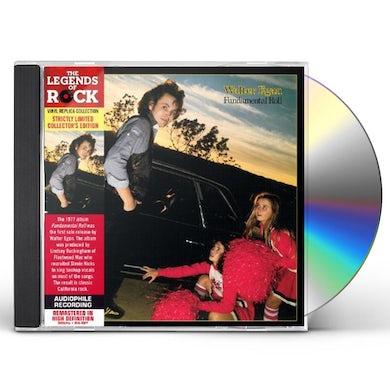Walter Egan FUNDAMENTAL ROLL CD